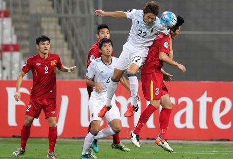 U19 Viet Nam vs U19 Nhat Ban (0-3): Luc bat tong tam - Anh 9