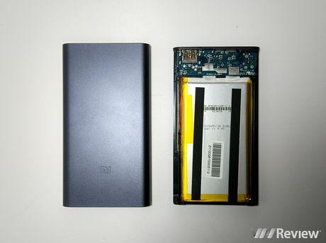 Su dung thuc te va mo pin du phong Xiaomi 10.000 mAh (Gen 2) - Anh 10