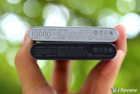 Su dung thuc te va mo pin du phong Xiaomi 10.000 mAh (Gen 2) - Anh 3