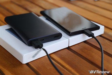 Su dung thuc te va mo pin du phong Xiaomi 10.000 mAh (Gen 2) - Anh 5