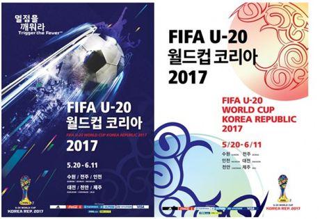 Lo lich dien ra U.20 World Cup tai Han Quoc nam sau - Anh 2