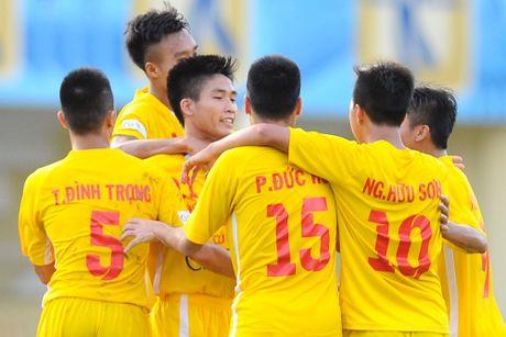 U.21 Ha Noi T&T 2-0 U.21 PVF: Tai hien chung ket Cup Quoc gia tren san Cam Pha - Anh 2