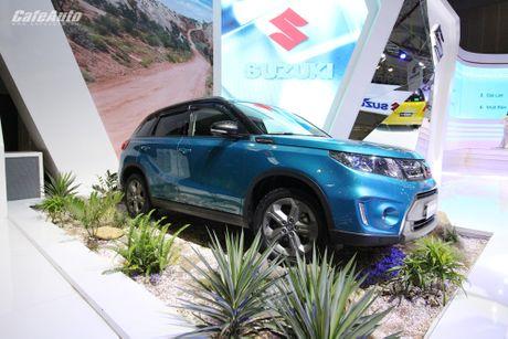 Suzuki Vitara co them ban 2 cau gia tu 879 trieu dong - Anh 2