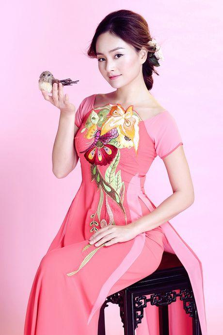 Lan Phuong goi y ao dai cach dieu cho co dau - Anh 4