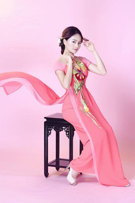 Lan Phuong goi y ao dai cach dieu cho co dau - Anh 5