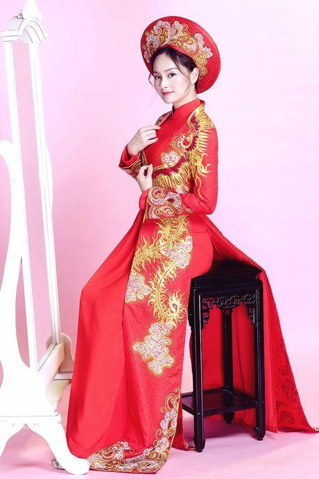 Lan Phuong goi y ao dai cach dieu cho co dau - Anh 7