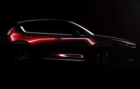 Mazda CX-5 2017 hoan toan moi sap ra mat toan cau - Anh 1