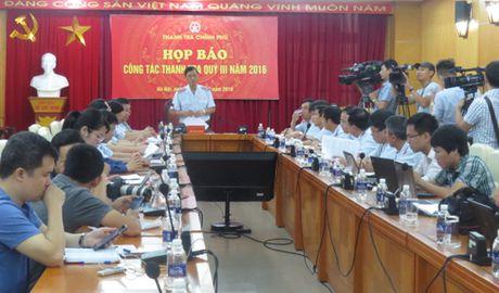 Thanh tra Chinh phu: Sap co ket luan ve sai pham lien quan den PVC va AVG - Anh 1