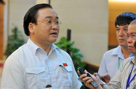 Bi thu Thanh uy Ha Noi: Han che xe ca nhan, tang toc dau tu phuong tien cong cong - Anh 1