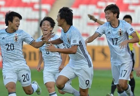 U19 Viet Nam dung buoc truoc nguong cua chung ket U19 chau A - Anh 2