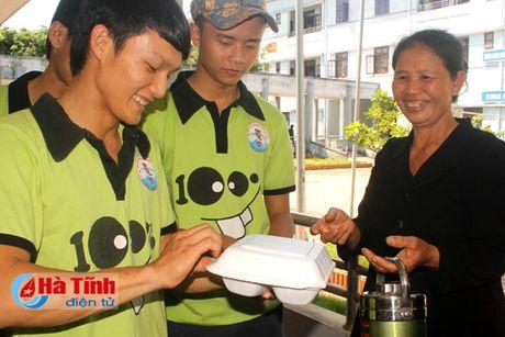 Bua com tinh thuong am long nguoi benh - Anh 1