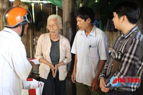 Tiep nhan ung ho cua cac dia phuong, to chuc, doanh nghiep - Anh 15