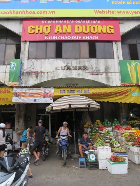 Hai Phong: Nguy co chay, no cac cho rat cao - Anh 1