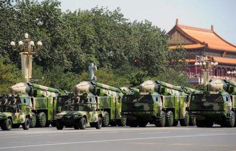 Chuyen gia Nga: Trung Quoc chi co the dua vao so luong ten lua trong xung dot quan su - Anh 1