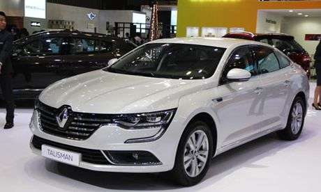 Renault Talisma gia 1,5 ty - Anh 1