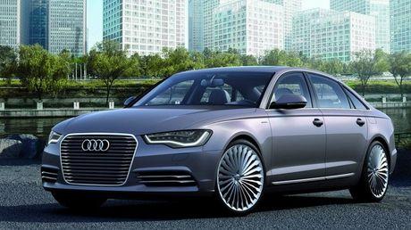 Cap nhat gia ban moi nhat cac mau xe Audi tai Viet Nam - Anh 1