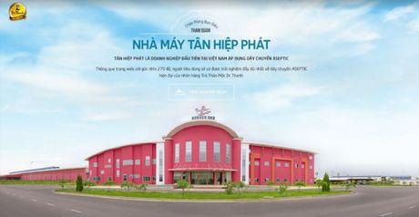 Tan Hiep Phat cong khai day chuyen, quy trinh san xuat tra Thao moc DR Thanh len Internet - Anh 1