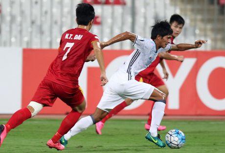Viet Nam dung buoc o ban ket U19 chau A - Anh 2