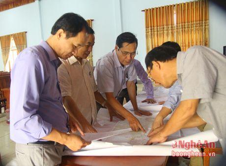 Phan dinh ro moc dia gioi hanh chinh giua Nghi Van, Nghi Kieu va Dai Son - Anh 1