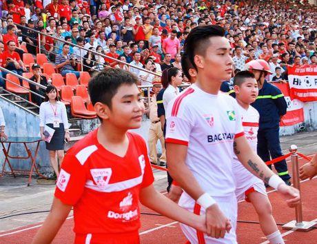 Van Khanh va Tuan Tai gop mat U22 Viet Nam - Anh 2