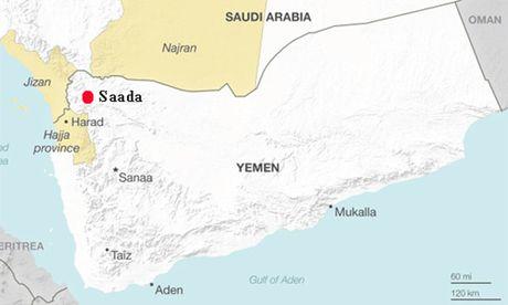 Arab Saudi ban ha ten lua nham vao thanh dia Mecca - Anh 2
