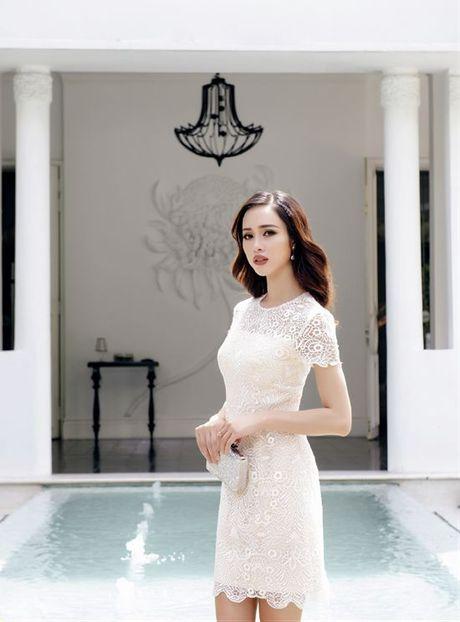 Vu Ngoc Anh quyen ru den ngan ngo khi dien dam ngan cua Le Thanh Hoa - Anh 6