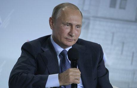 Tong thong Putin canh bao ve gioi han chiu dung cua Nga voi My - Anh 1