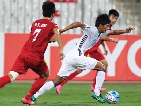 'Tran thua U.19 Nhat Ban da the hien su chenh lech lon ve dang cap' - Anh 1
