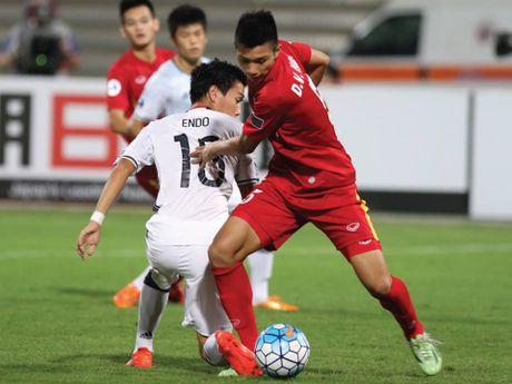 'Tran thua U.19 Nhat Ban da the hien su chenh lech lon ve dang cap' - Anh 3