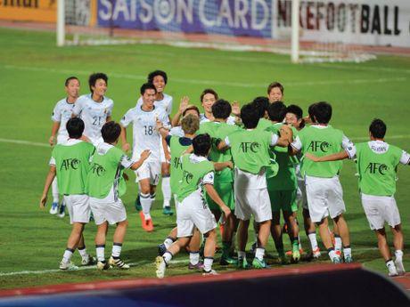'Tran thua U.19 Nhat Ban da the hien su chenh lech lon ve dang cap' - Anh 4