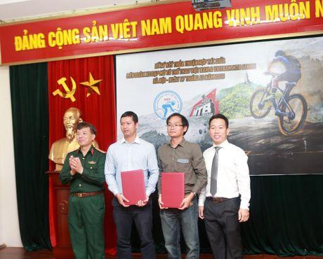Vietnam MTB Series se to chuc 6-10 giai xe dap dia hinh trong nam 2017 - Anh 1