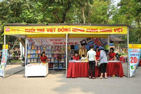 'Tuoi tre Viet dong hanh cung hang Viet' khoi day niem tu hao hang Viet - Anh 1