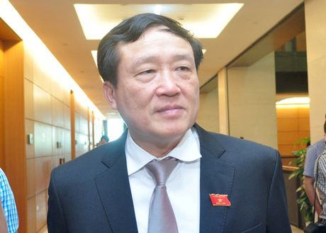 Chanh an TAND Toi cao Nguyen Hoa Binh noi ve viec lap quy boi thuong oan sai - Anh 1