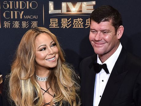 Mariah Carey bi ti phu huy hon vi ngoai tinh voi vu cong? - Anh 1