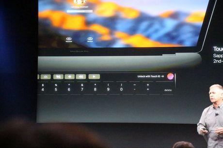 7 tuyen bo quan trong nhat cua Apple trong su kien MacBook Pro 2016 - Anh 3