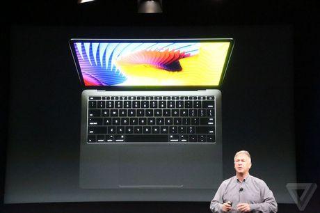 7 tuyen bo quan trong nhat cua Apple trong su kien MacBook Pro 2016 - Anh 6