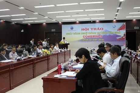 Da Nang: Diem den hap dan cua doanh nghiep ICT Nhat Ban - Anh 2