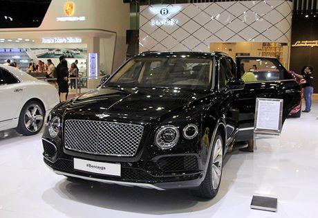 Bentley Bentayga chinh hang ra mat khach hang Viet Nam - Anh 1