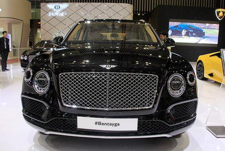 Bentley Bentayga chinh hang ra mat khach hang Viet Nam - Anh 2