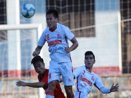 HA Gia Lai va Than Quang Ninh vao ban ket - Anh 1