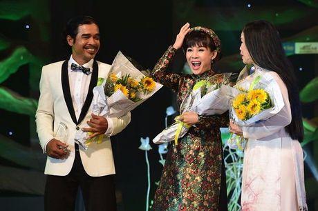 Hong Van - nu quan quan dau tien 'Tieng hat mai xanh' - Anh 3