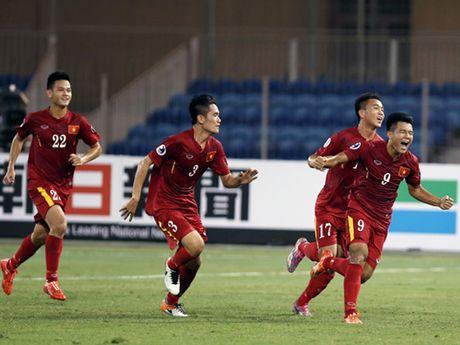 U-19 Viet Nam duoc thuong 1,1 ti dong - Anh 1