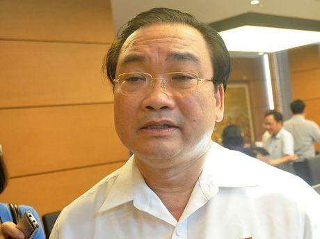Bi thu Hoang Trung Hai: Ha Noi dang chiu suc ep rat lon - Anh 1