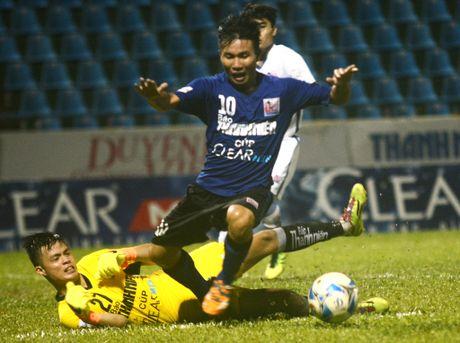 Nhieu cau thu U19 Viet Nam ve da giai U21 quoc gia - Anh 1