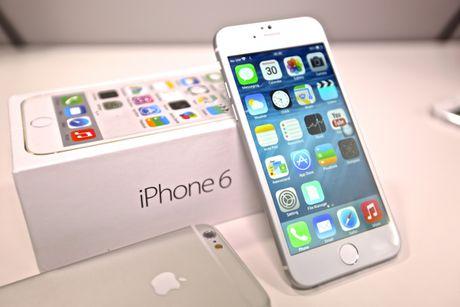 iPhone 7 trinh lang, iPhone 6, 6S giam gia sau - Anh 1