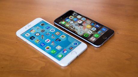 iPhone 7 trinh lang, iPhone 6, 6S giam gia sau - Anh 2