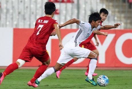 U19 Viet Nam: Hay cam on, vi da that bai - Anh 1