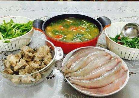 Mon ngon niu chan du khach o Quang Binh - Anh 11