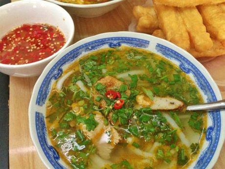 Mon ngon niu chan du khach o Quang Binh - Anh 3