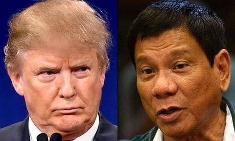 Su tuong dong giua Trump va 'ban sao chau A' Duterte - Anh 1